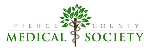 Pierce County Medical Society Logo